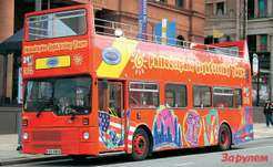 Современный британский даблдекер «Элбус» компании «MCW метробас» предлагают соткрытым или закрытым вторым этажом. Есть версии длиной 9,7и 11м.