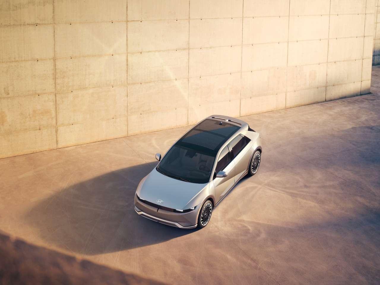 Hyundai Ioniq 5: мировая премьера кроссовера— фото 1225885