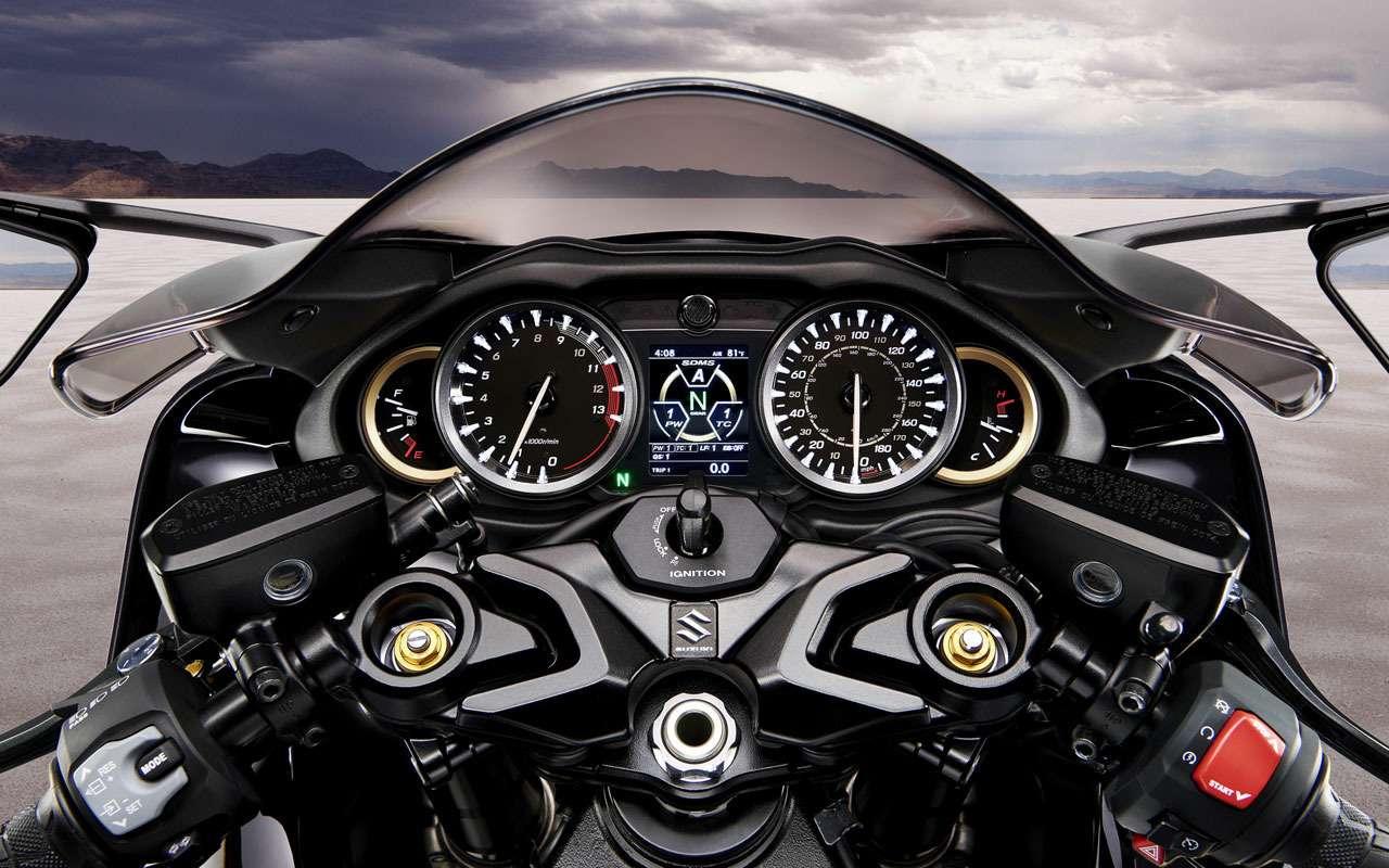 Самый быстрый байк Suzuki вернулся— фото 1222148