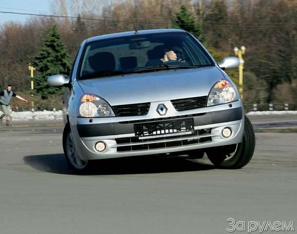 Renault symbol 1,4 16v. символ комфорта— фото 56389