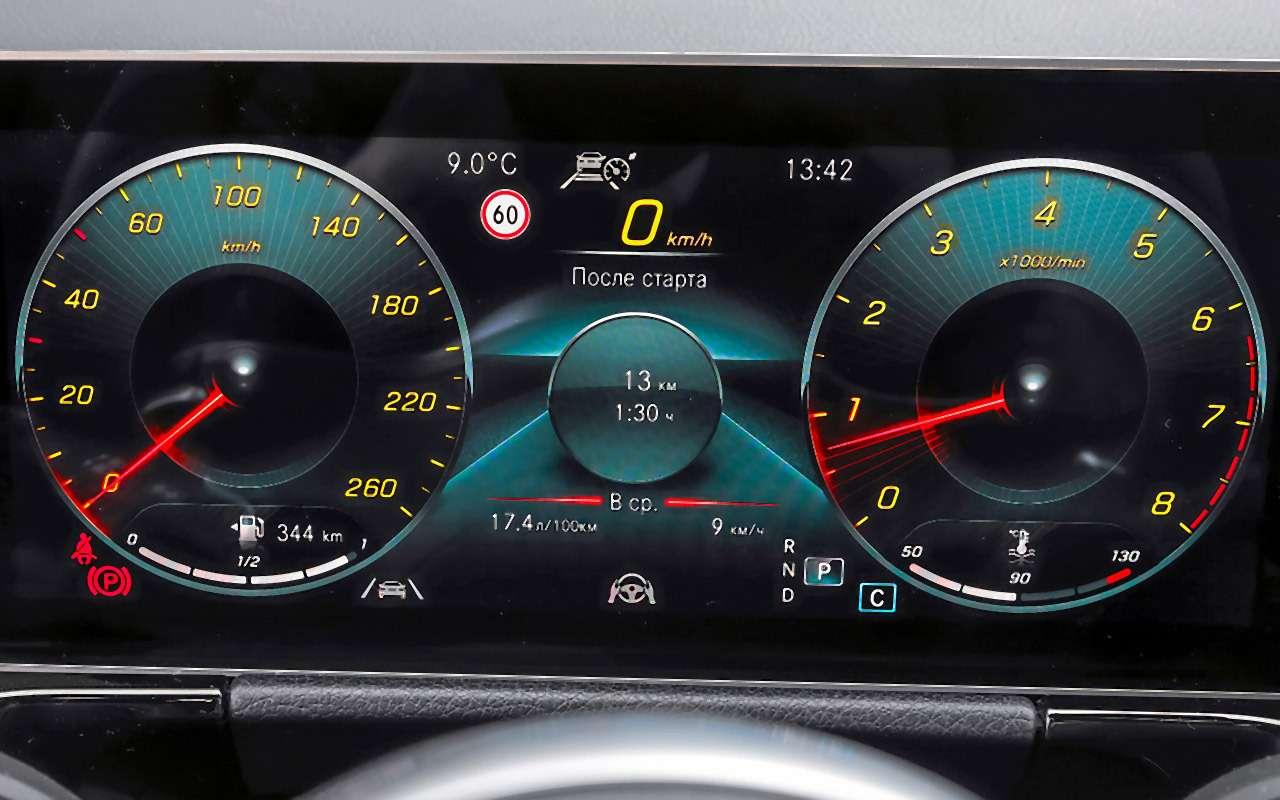 Audi, Mercedes, Range Rover иVolvo: большой тест— фото 1215187