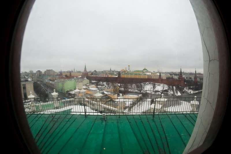 Путешествие наБельведер, или Чертовщина Ваганьковского холма— фото 724760