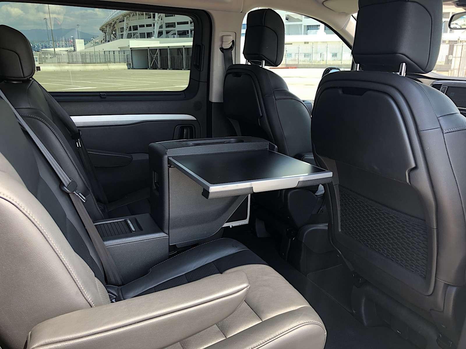Peugeot Traveller VIP Business: сообразим насемерых?— фото 905219