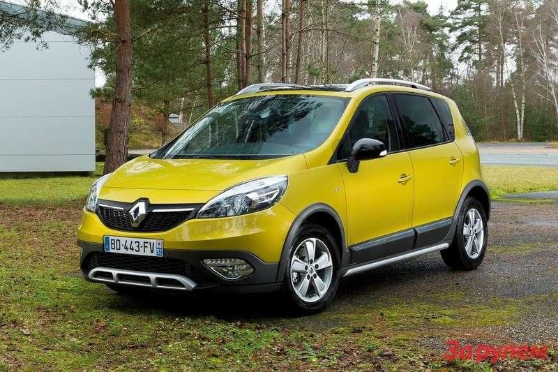 Renault Scenic XMOD 2013 1600x1200 wallpaper 02