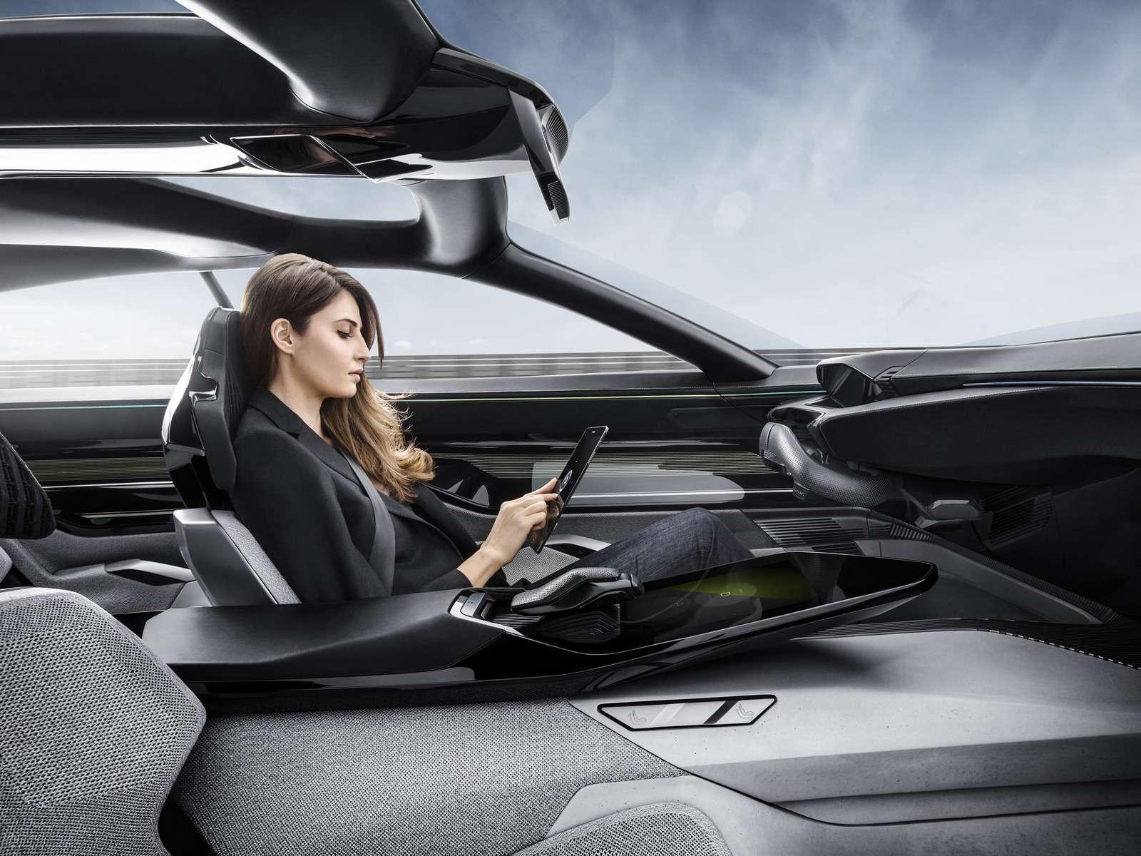 Peugeot Instinct: ваше первое «Я»— фото 713224