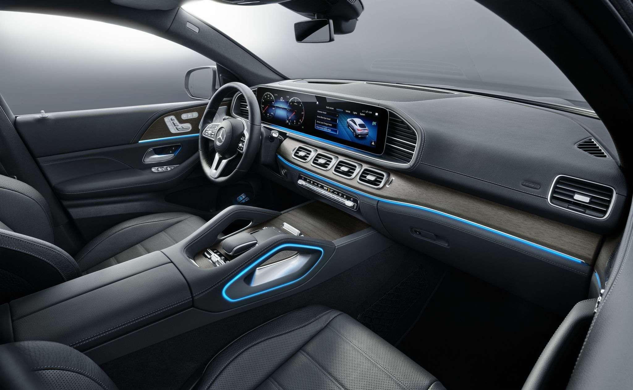 Mercedes-Benz превратил новый GLE вкупе— фото 994392