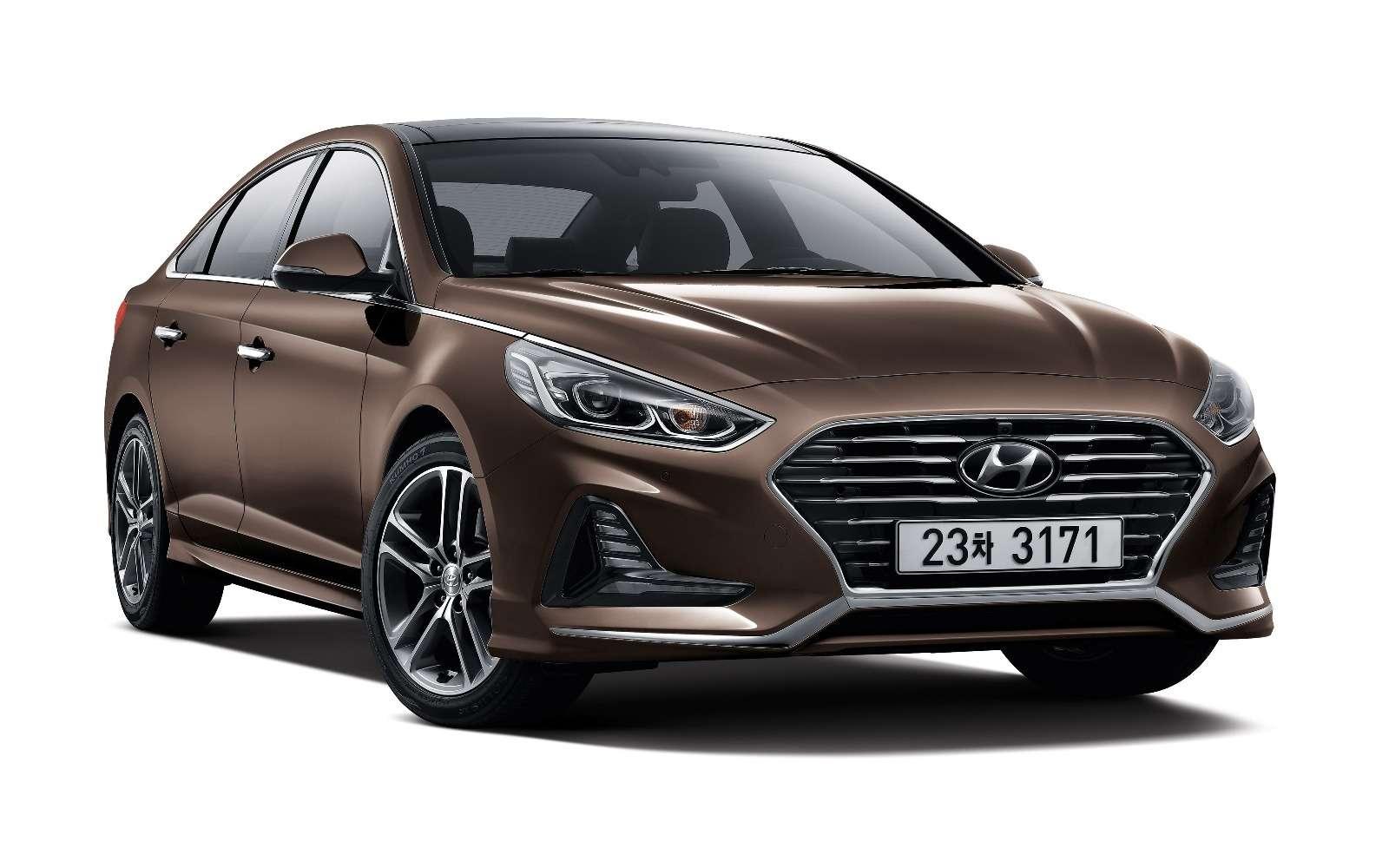 Hyundai Sonata возвращается вРоссию— фото 786736