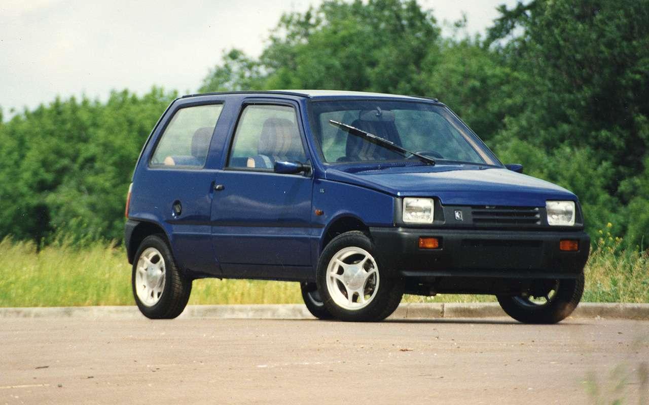 Самые крутые отечественные автомобили 1990-х— фото 919413