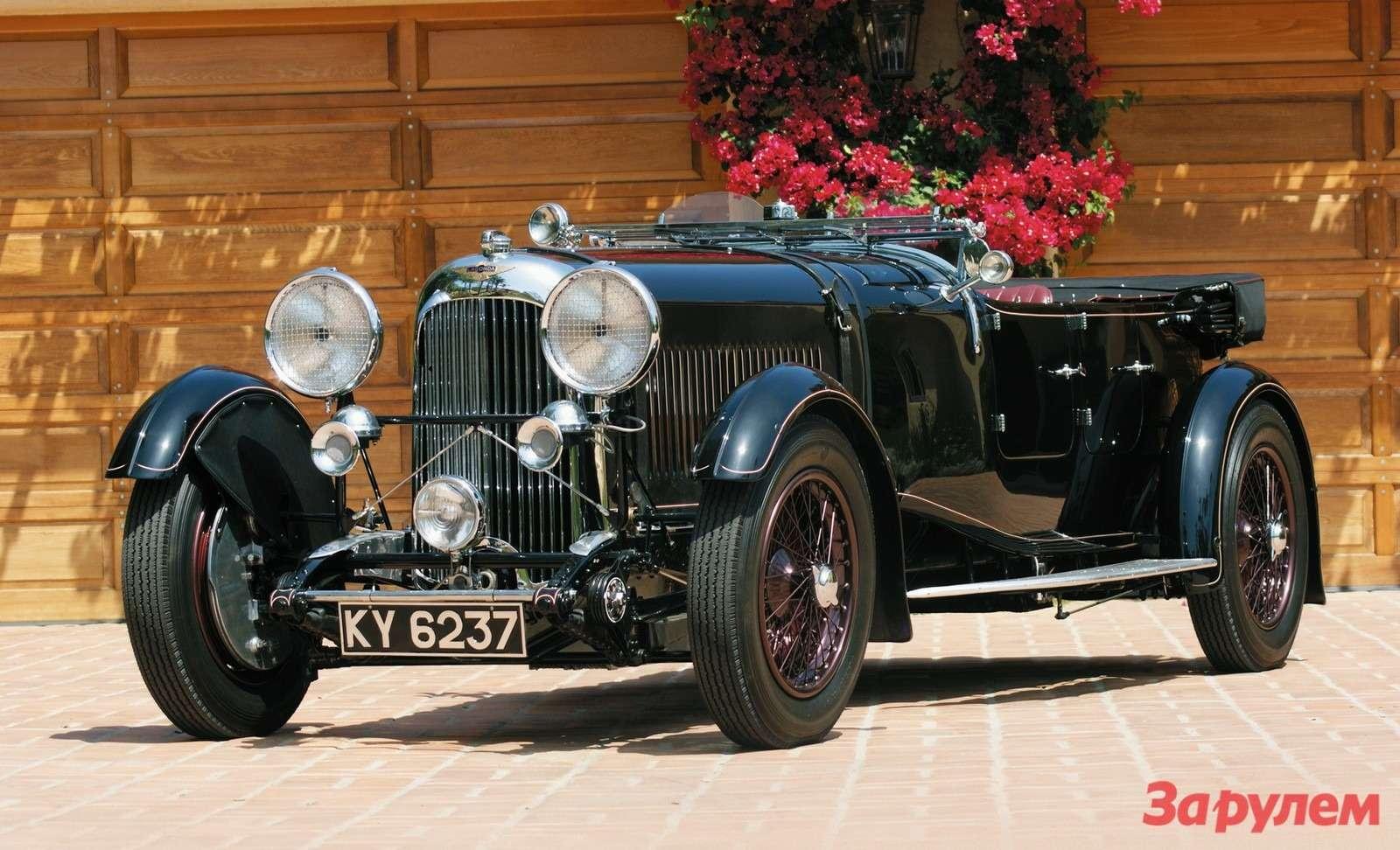 1933. Lagonda 3-Litre Tourer