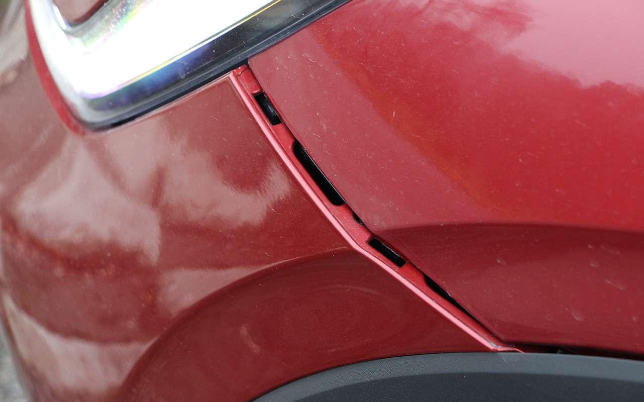 Renault Arkana впарке «Зарулем»: уже есть претензии!— фото 1007920