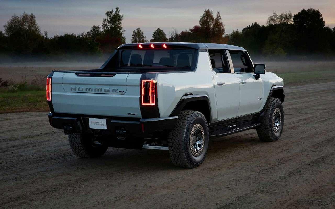 Hummer вернулся— цены ихарактеристики— фото 1195770