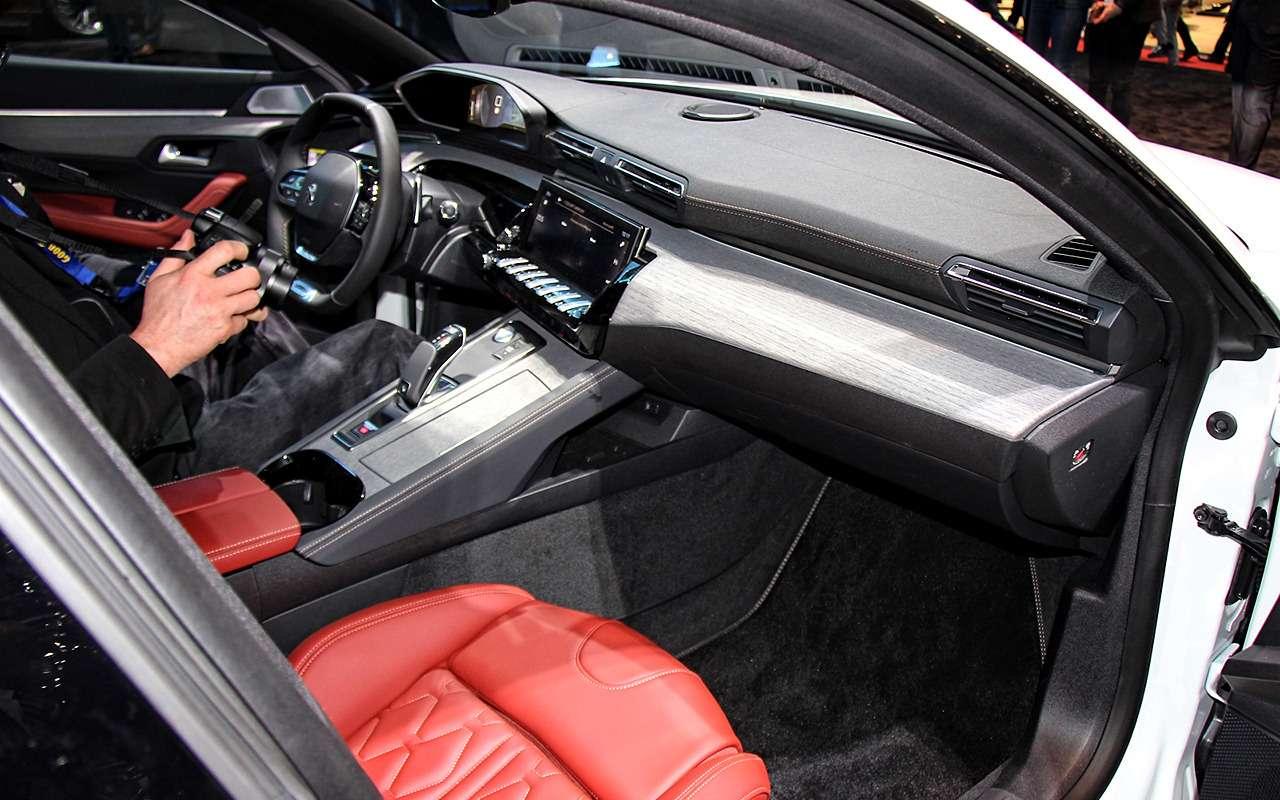 Новый Kia Ceed идругие премьеры Женевы-2018— онлайн-трансляция «Зарулем»— фото 851061