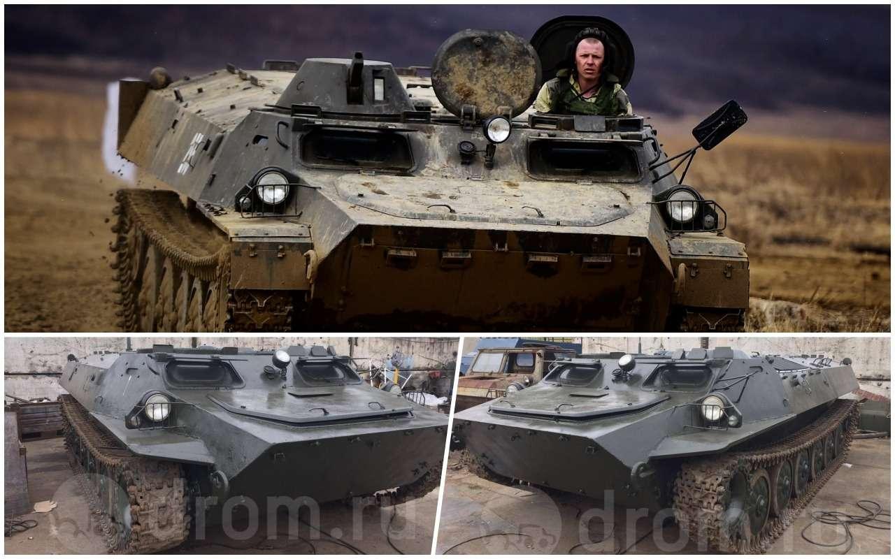 7 военных машин, которые выможете купить прямо сейчас— фото 1086081