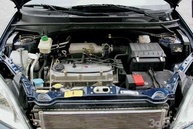 Chery SUV T11. Вишенка отяблони— фото 57109