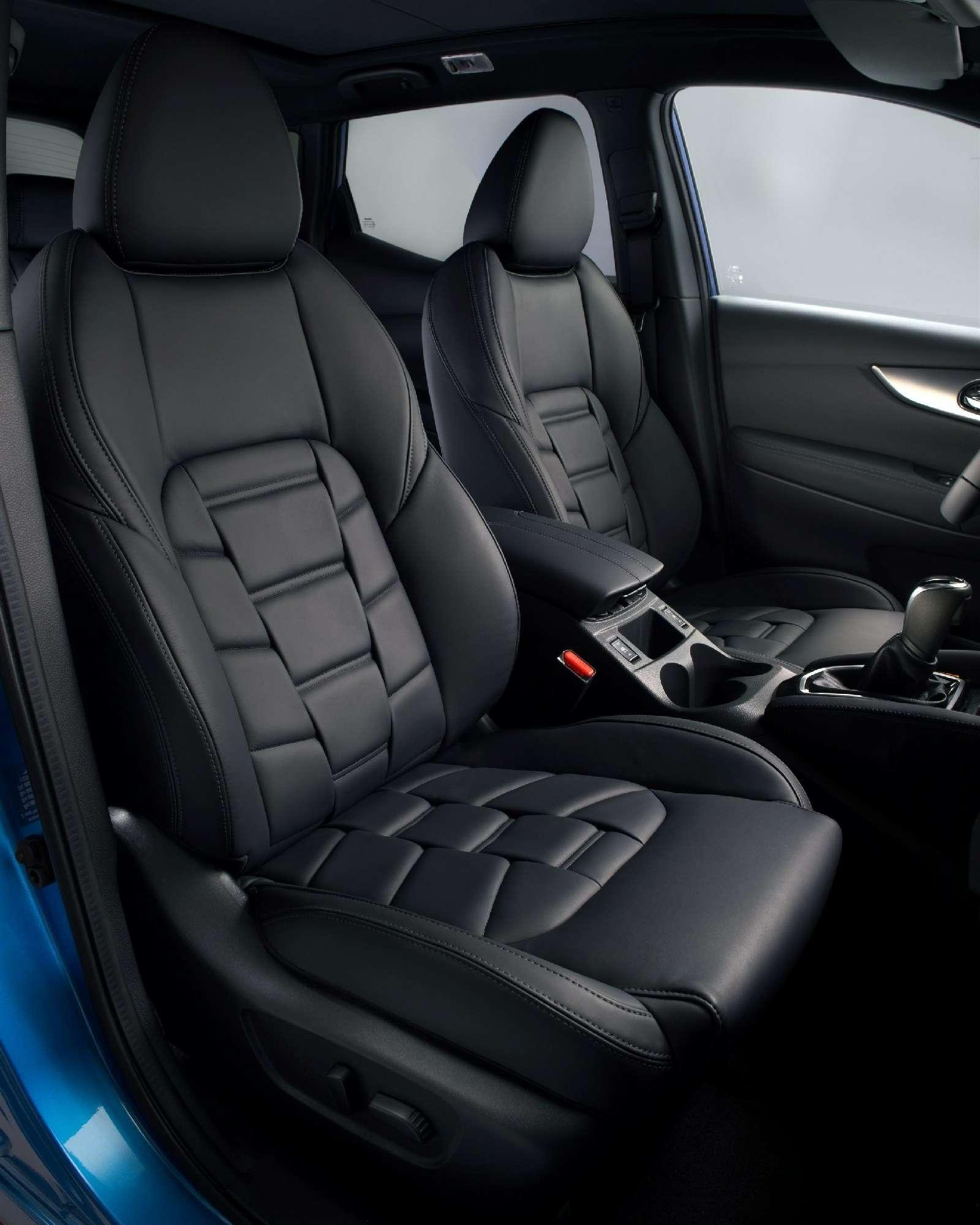 Обновленный Nissan Qashqai: европейский бестселлер самериканским лицом— фото 717719