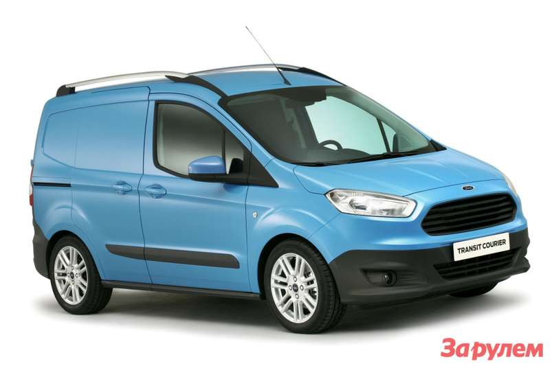 673102 All new Ford Transit Courier  (5)