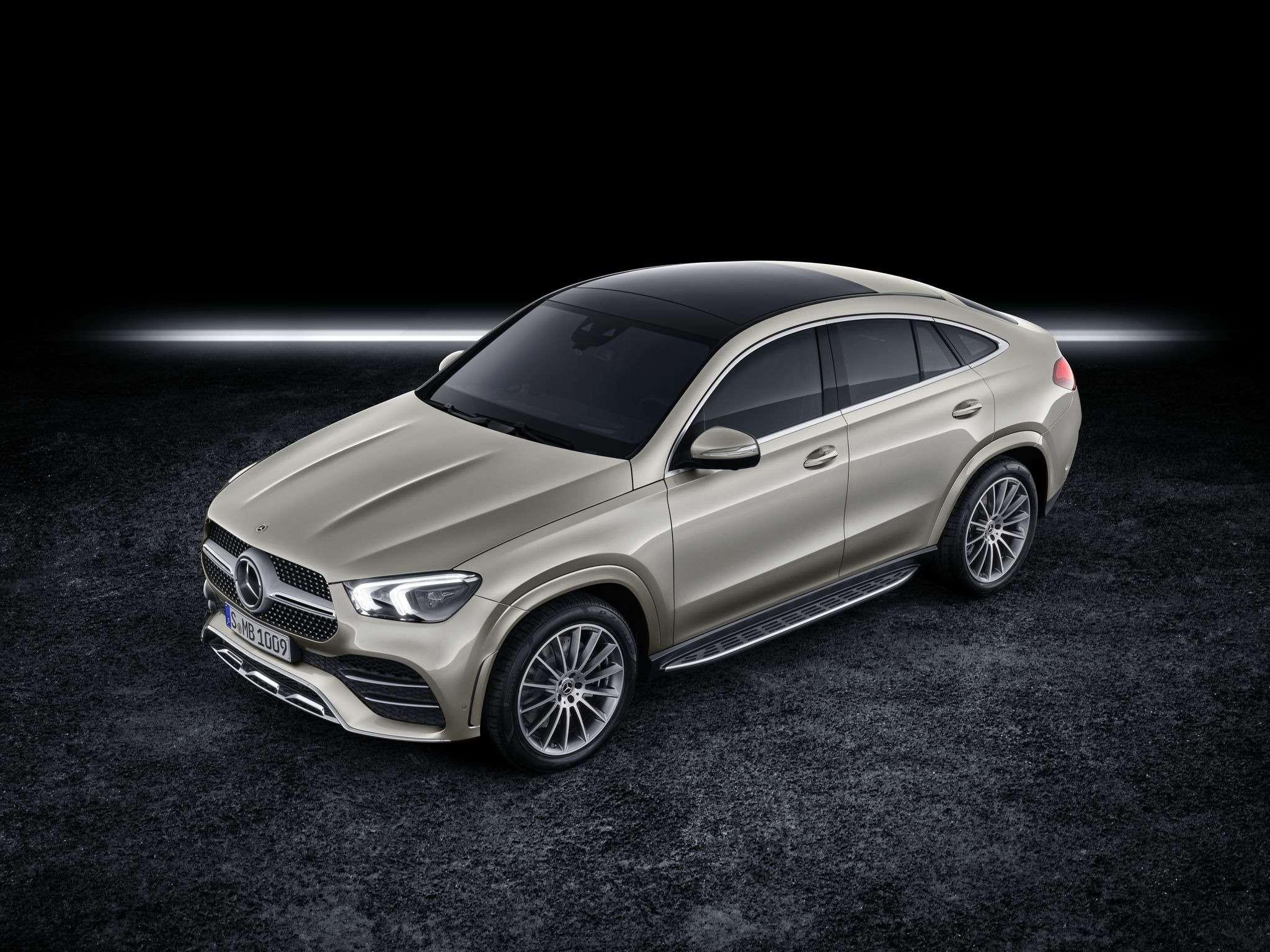 Mercedes-Benz превратил новый GLE вкупе— фото 994396