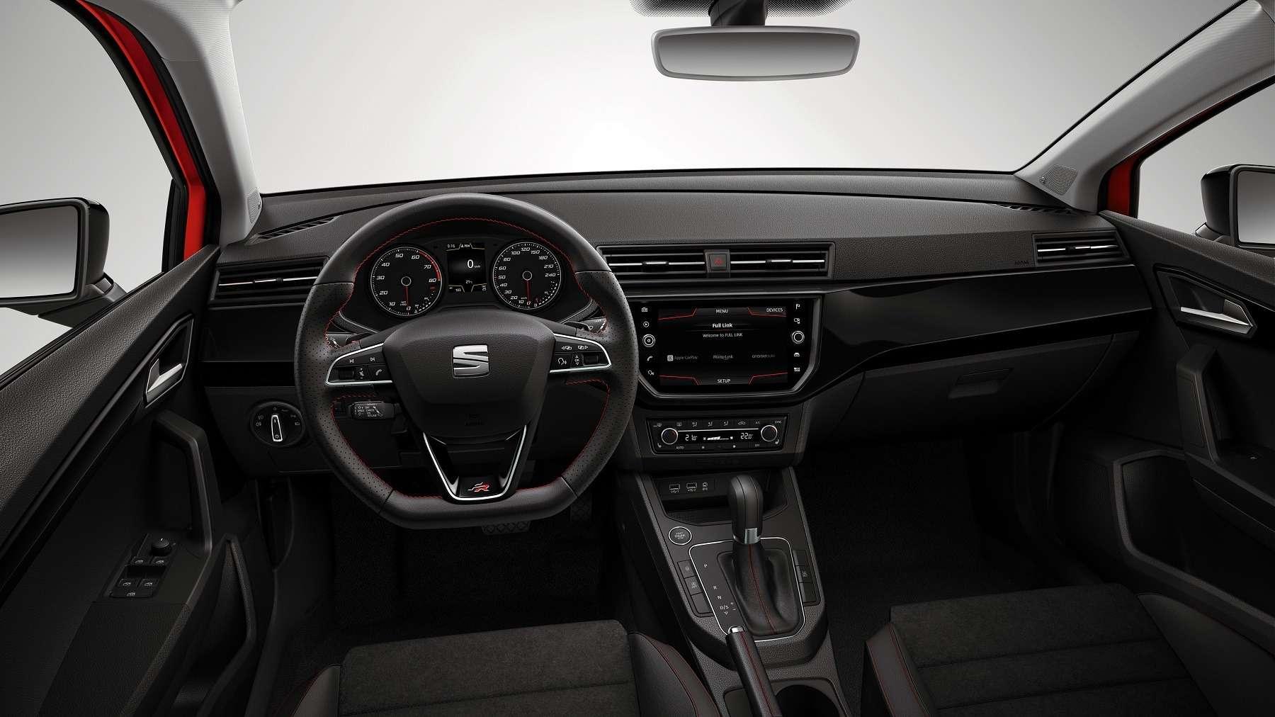 Новый SEAT Ibiza скопировал старшего брата— фото 701112