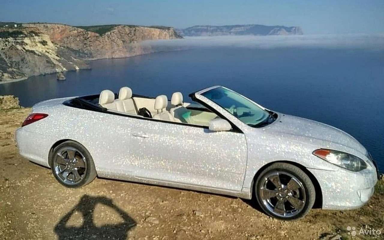 Всего 1000000 руб., ивесь встразах кабриолет Camry— ваш!— фото 1075700