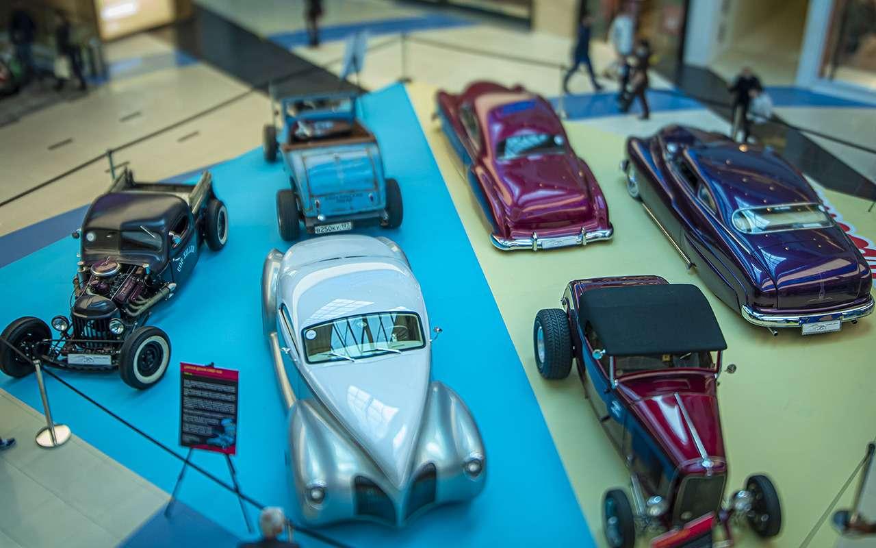 Бэтмобиль идругие прикольные машины (17фото свыставки)— фото 1168679