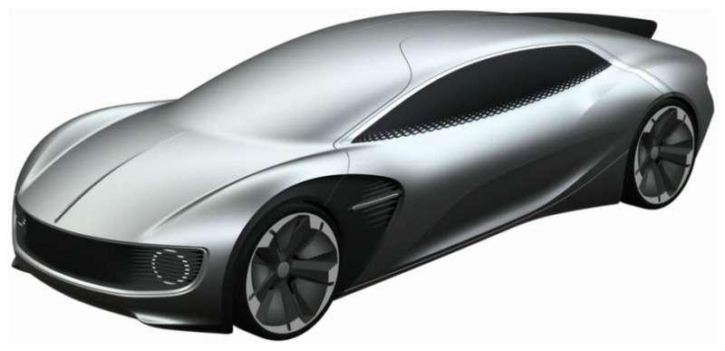 Таквыглядит будущее: новый Volkswagen дебютировал винтернете— фото 650573