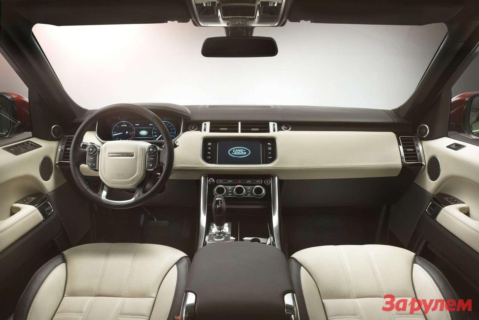 Land Rover Range Rover Sport 2014 1600x1200 wallpaper 36