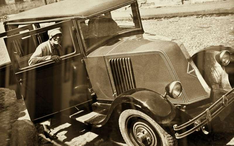 Первый советский частный автовладелец? Никогда не угадаете, кто это!