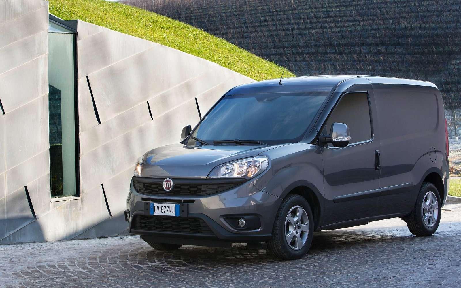 Fiat привез вРоссию конкурента Renault Dokker— фото 843298