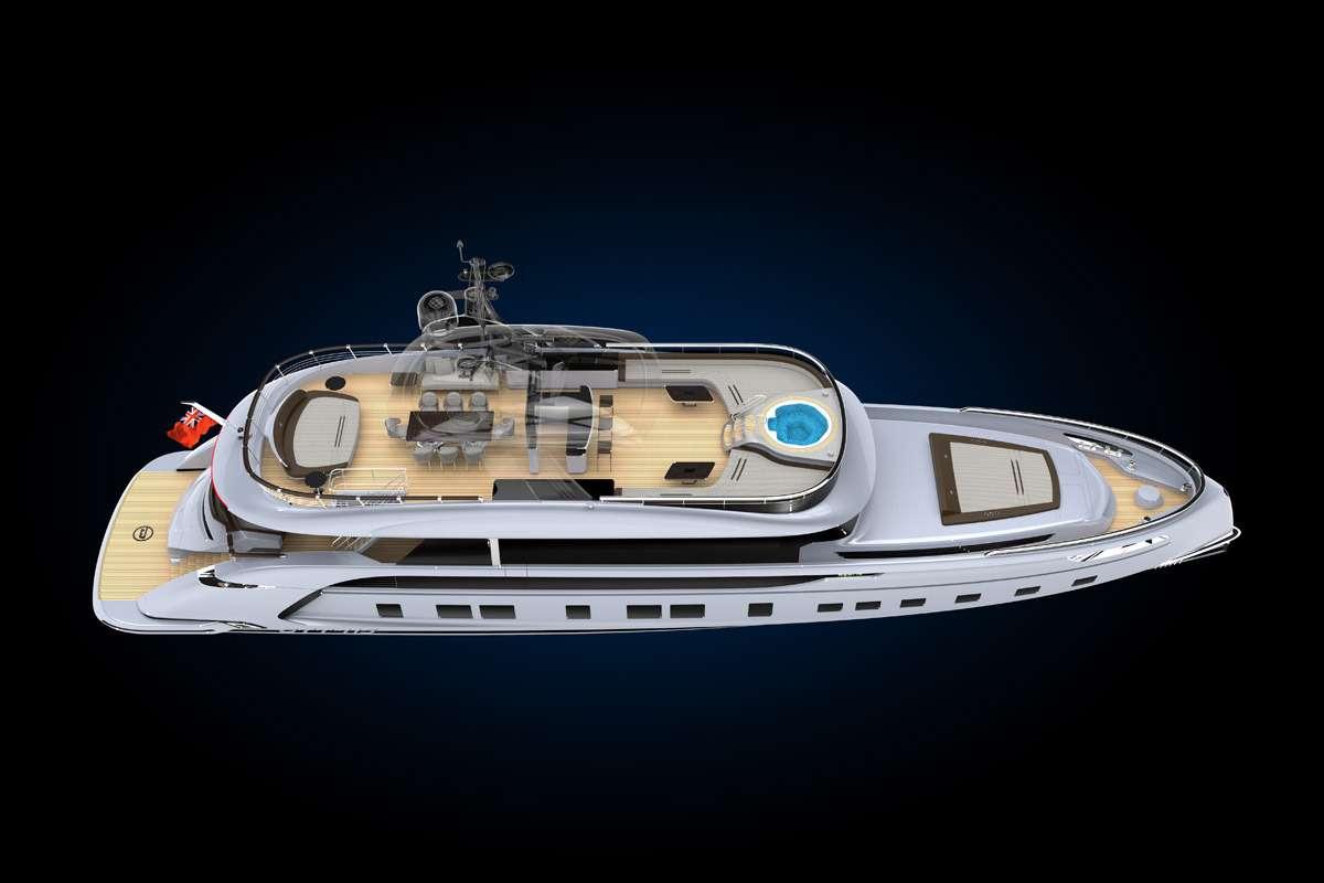 Побочный заработок— роскошные яхты автобрендов— фото 799104