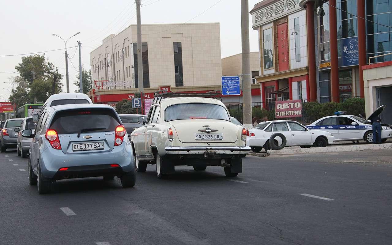 Автопробег «Зарулем», день 6-й: минус красивые диски наобеих Вестах— фото 906955