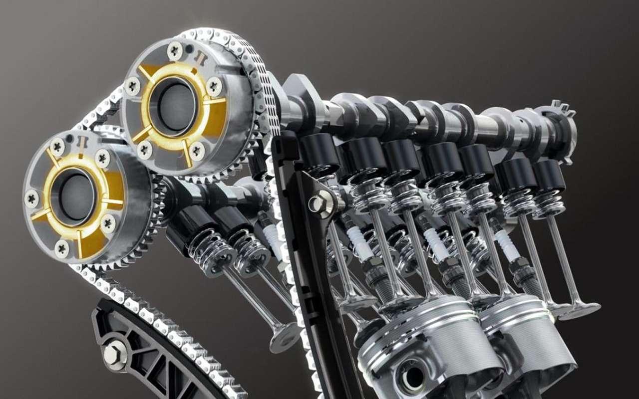 Посторонний шум при пуске мотора: вчем причина ичто делать— фото 916826