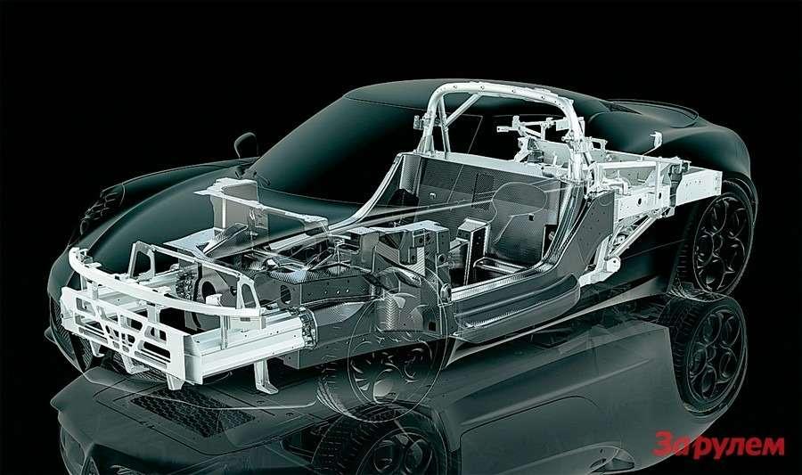 Alfa Romeo 4С: Альфа-самка— фото 258320