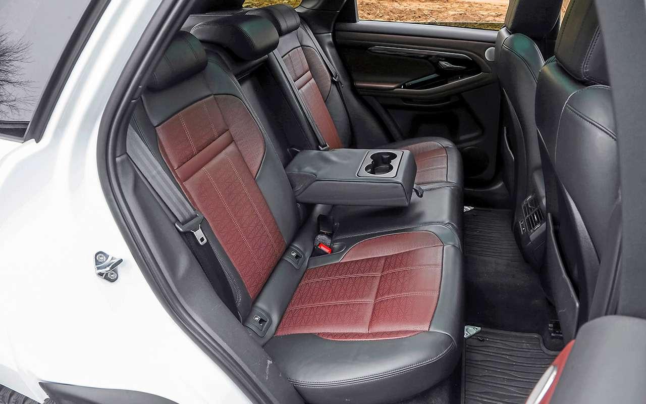 Audi, Mercedes, Range Rover иVolvo: большой тест— фото 1215180