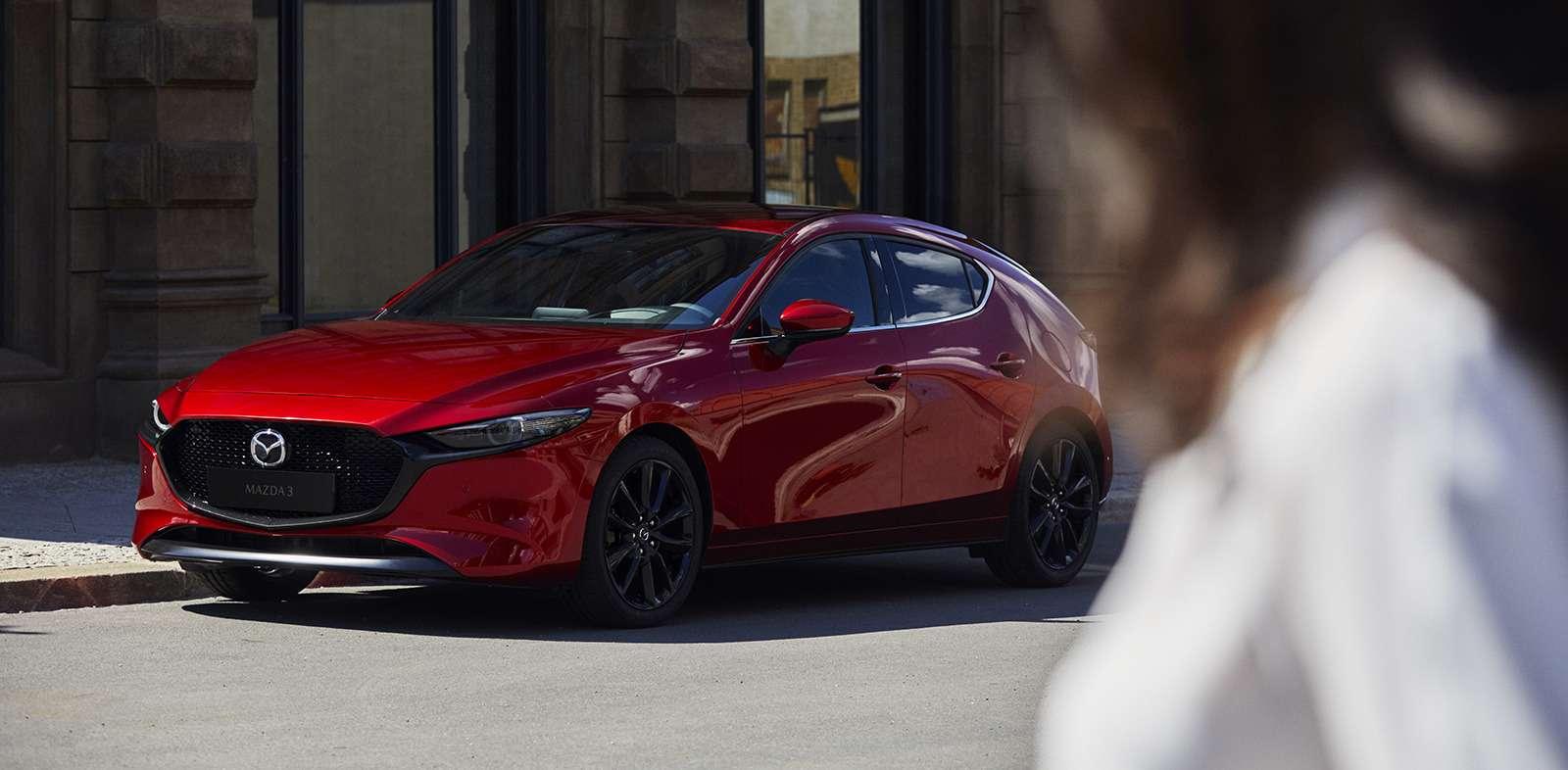 Новая Mazda 3: рассматриваем вдеталях совсех сторон— фото 928204