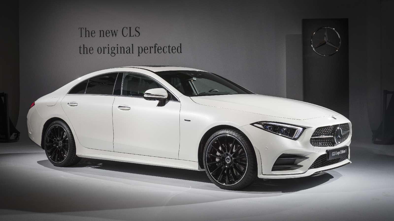 Новый Mercedes-Benz CLS: еще больше чувственности— фото 822046