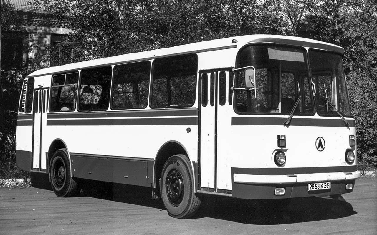 Автобус нашей юности: помните его особый звук?— фото 1155859
