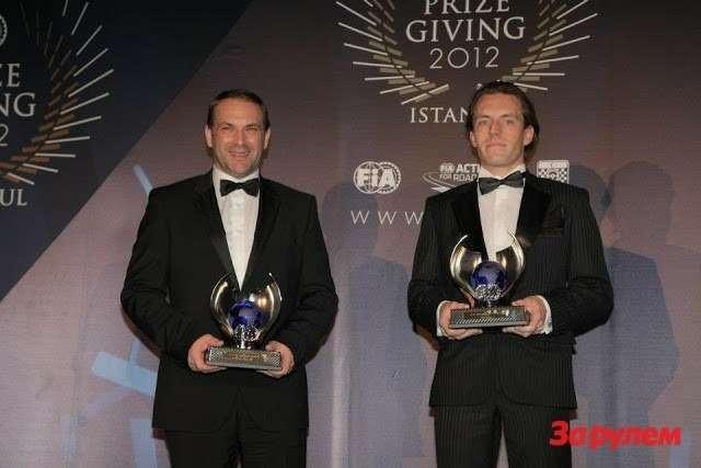 Третье место вFIA GT1 WORLD CHAMPIONSHIP