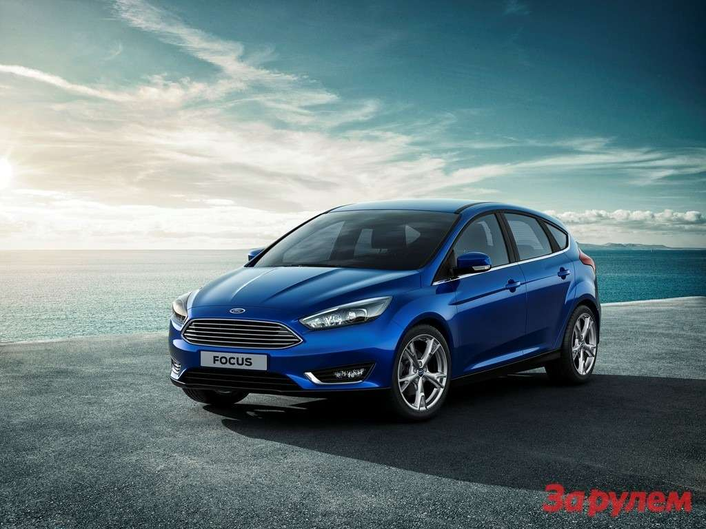 New Ford Focus