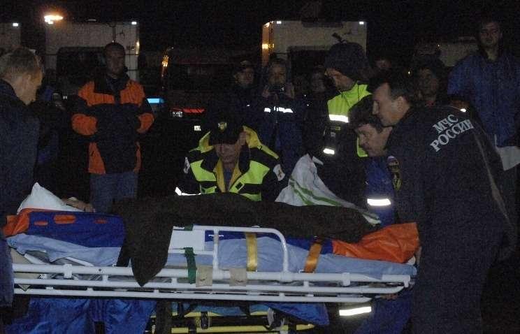 15человек погибли вкрупном ДТП вБрянской области