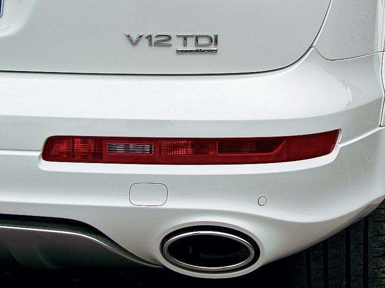 Высший класс Audi Q7V12TDI Quattro: Всё, кроме скромности— фото 91366