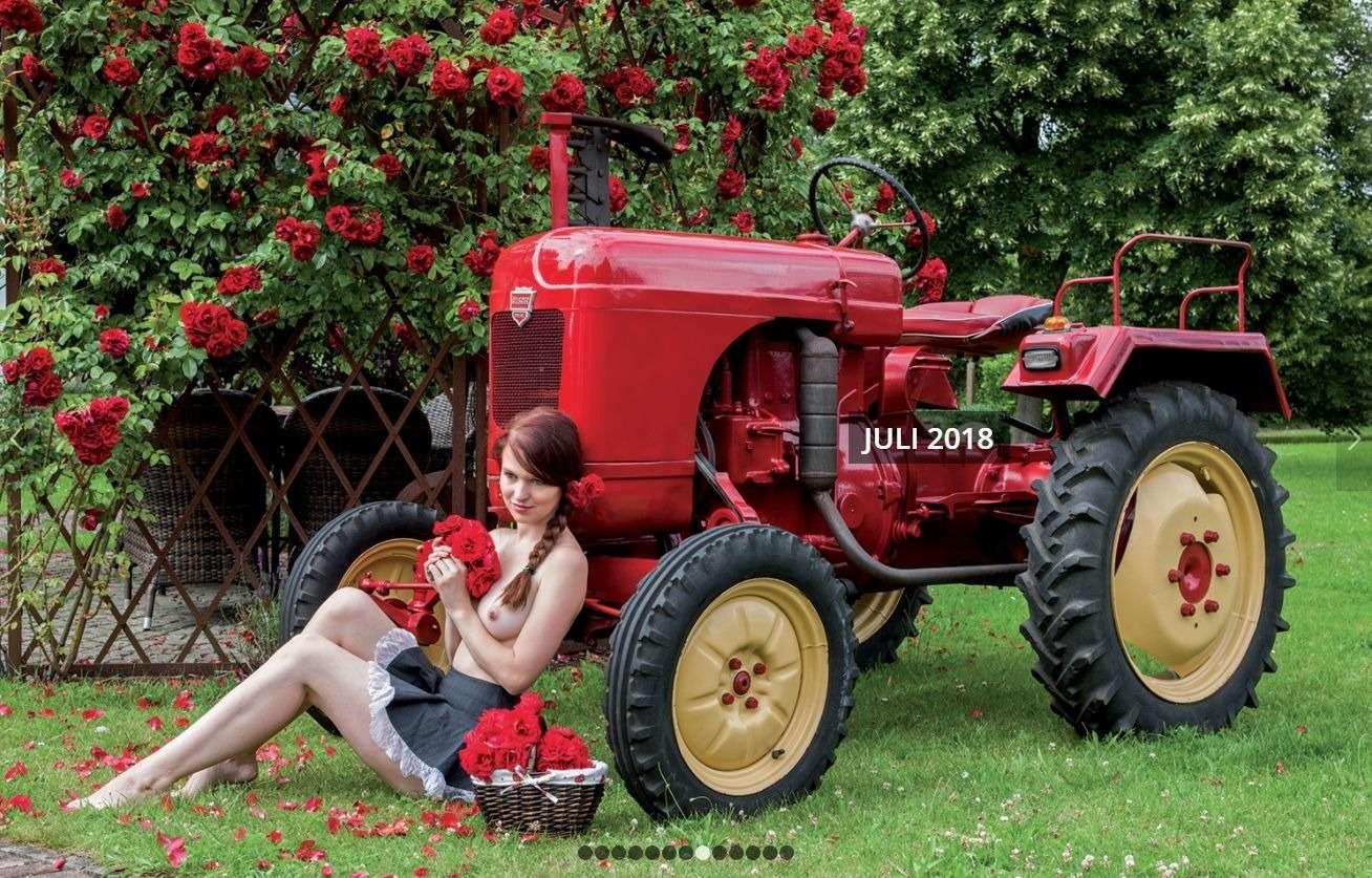 Красота круглый год: выбираем лучший автокалендарь 2018— фото 827412