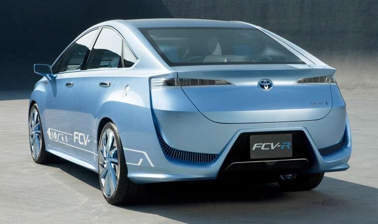 nocopyright Toyota FCV Concept4