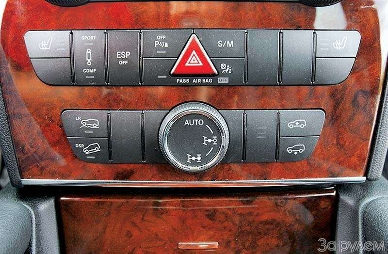 Тест Mercedes-Benz ML350, Range Rover. Посторонним в...— фото 68082