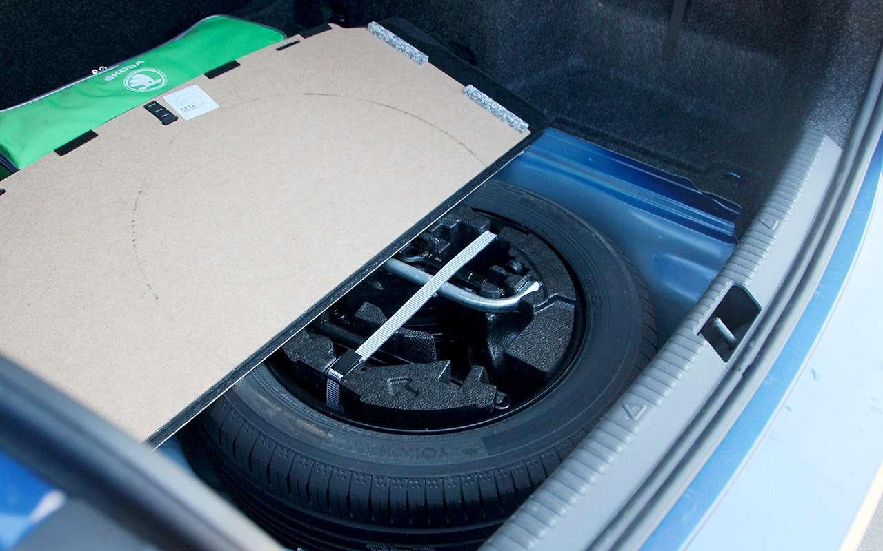 Skoda Octavia: тест самой желанной версии— фото 1121514