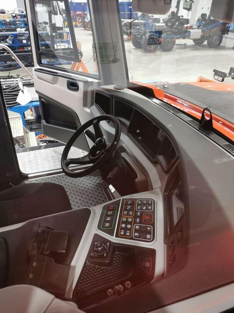 Конкурент Caterpillar и Volvo от КАМАЗа: гигантский «Геркулес» собран