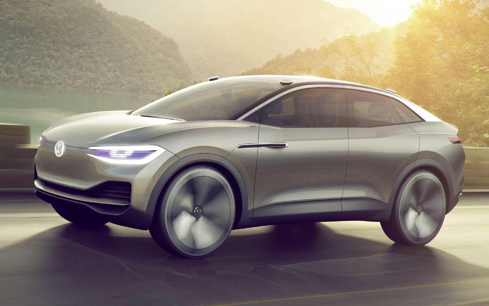 Volkswagen I.D.Crozz: обещанного три года ждать— фото 738912