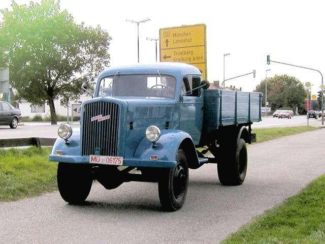 4 Opel Blitz nocopyright