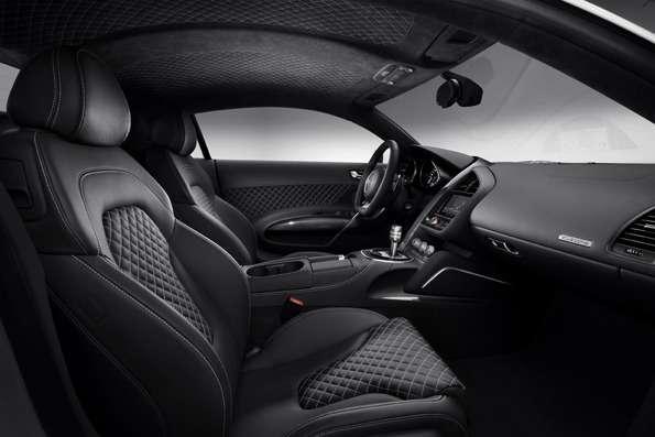 Audi R8V10/Fahraufnahme