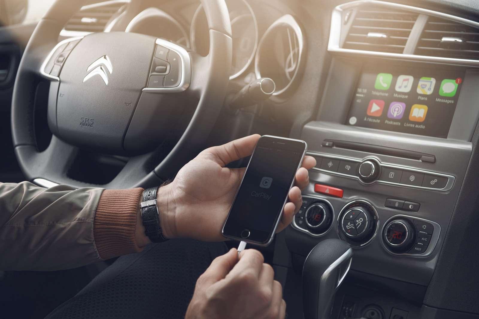Объявлена цена обновленного седана Citroen С4— фото 634019