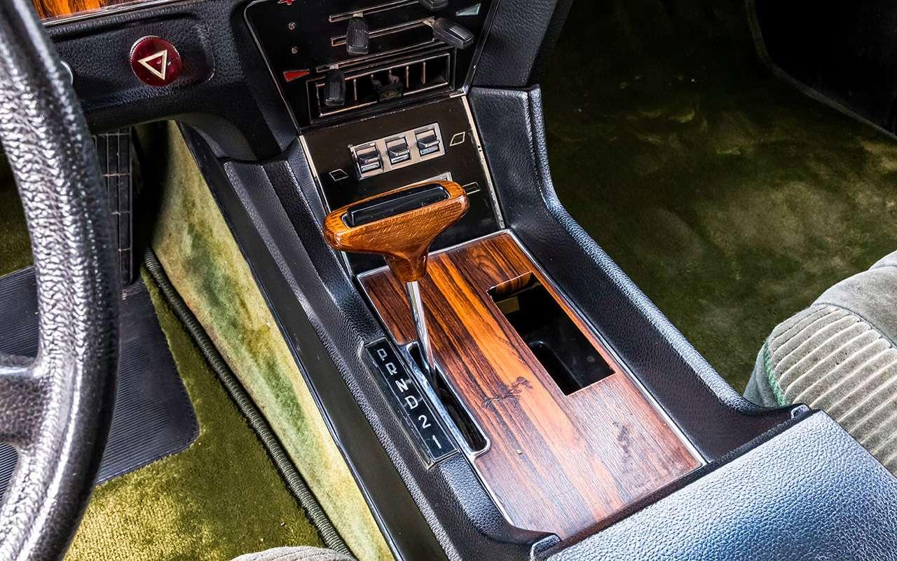 Тест машины, которую никогда не продавали: Чайка ГАЗ‑14— фото 998643